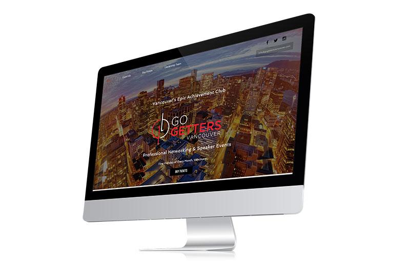 gogettersvancouver, optimizedwebmedia, client, socialmedia, showcase, web