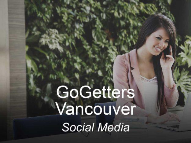 gogettersvancouver, optimizedwebmedia, clients, socialmedia