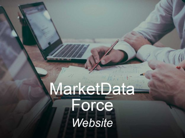 marketdataforce, optimizedwebmedia, clients, website