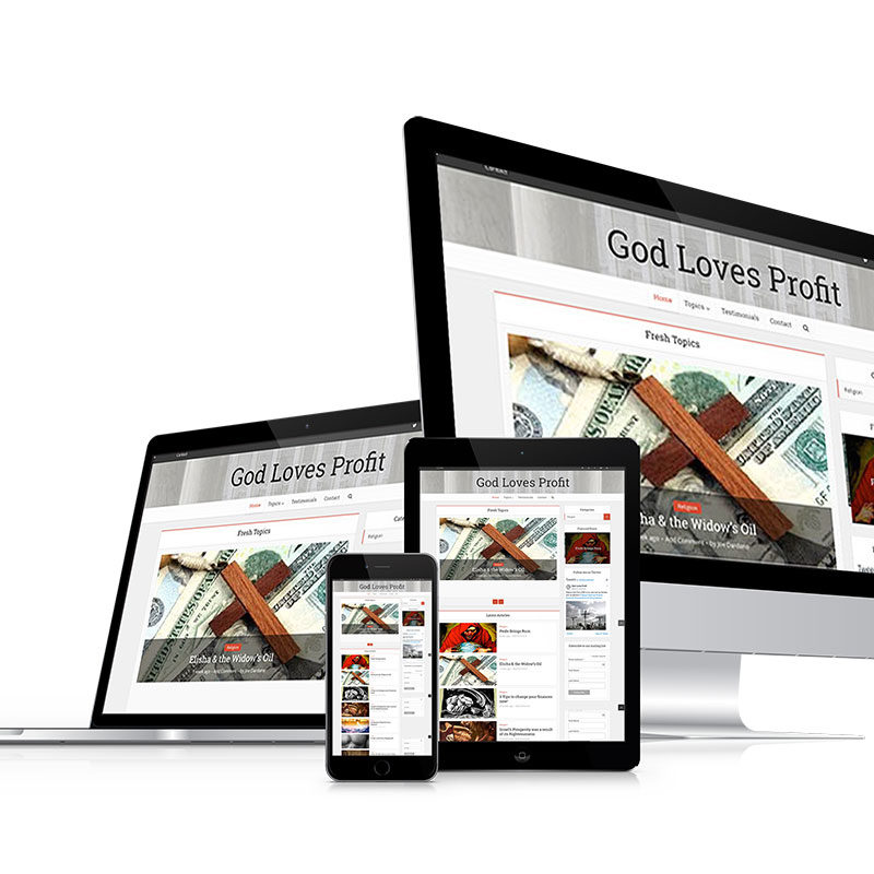 glp, optimizedwebmedia client, wordpress, website