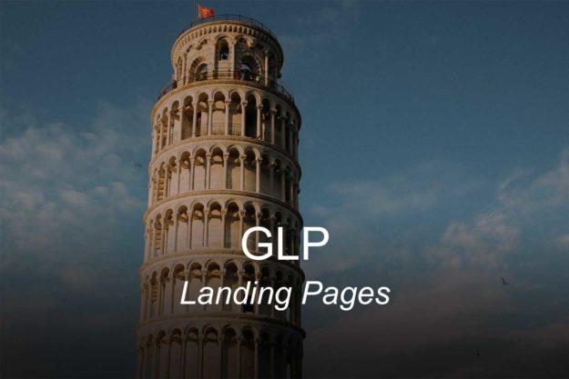 glp, optimizedwebmedia, clients, landing pages
