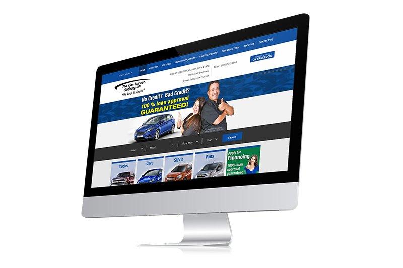 thecarlotetc, optimizedwebmedia client, website