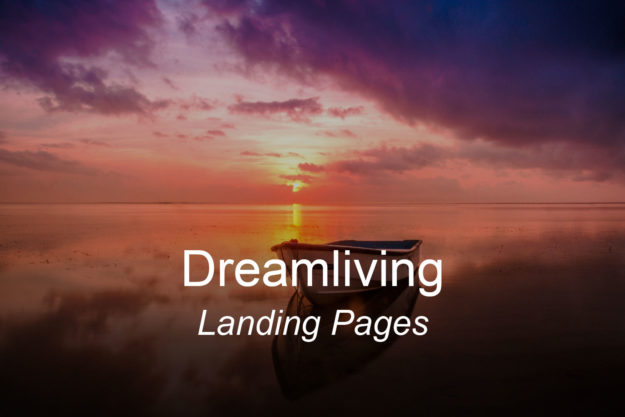 dreamliving-optimizedwebmedia-clients-landingpages