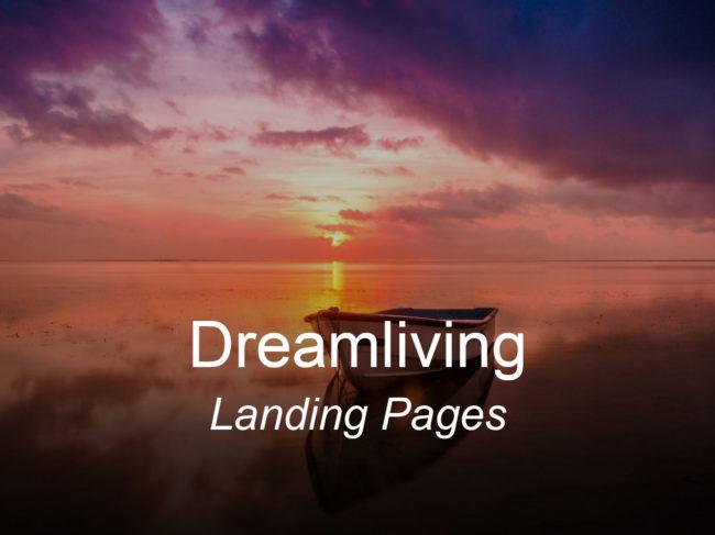 dreamliving-clients-landingpages