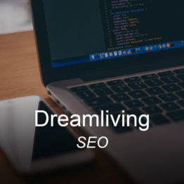dreamliving, optimizedwebmedia, clients, seo