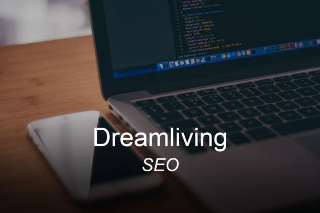 dreamliving-optimizedwebmedia-clients-seo
