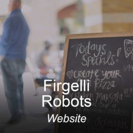 firgelli robots, optimizedwebmedia, clients, website