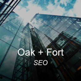 oakandfort, optimizedwebmedia, clients, seo