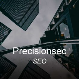 precisionsec, optimizedwebmedia, clients, content, seo