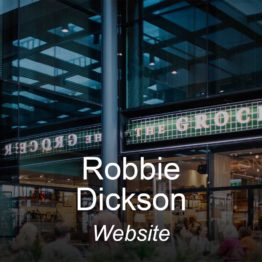 robbie dickso, optimizedwebmedia, clients, website