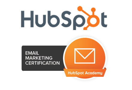 optimizedwebmedia-hubspot-email-marketing-certification-credentials
