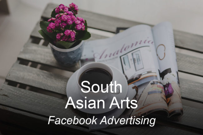 southasianarts-optimizedwebmedia-clients-facebookadvertising