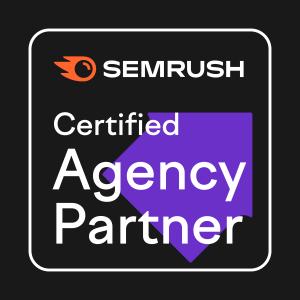 SEMrush Certified Agency Partner-Optimized Webmedia Marketing